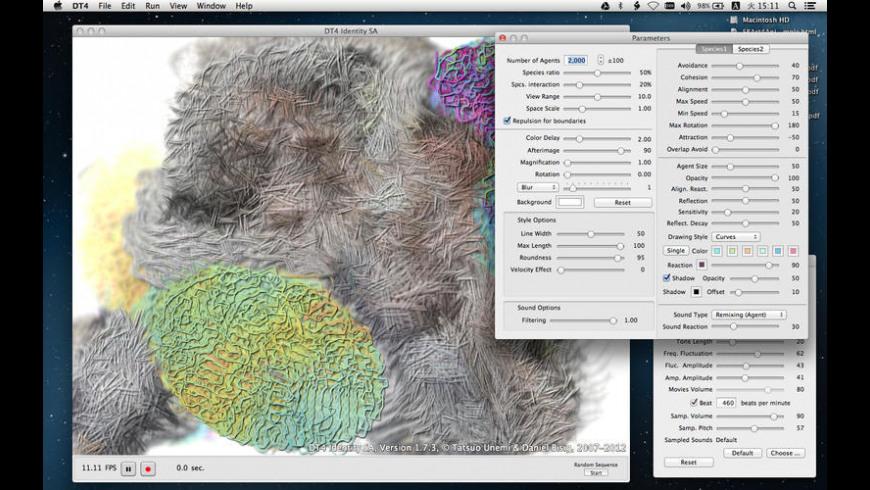 DT4 for Mac - review, screenshots