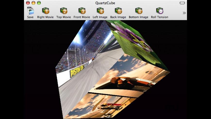 QuartzCube for Mac - review, screenshots