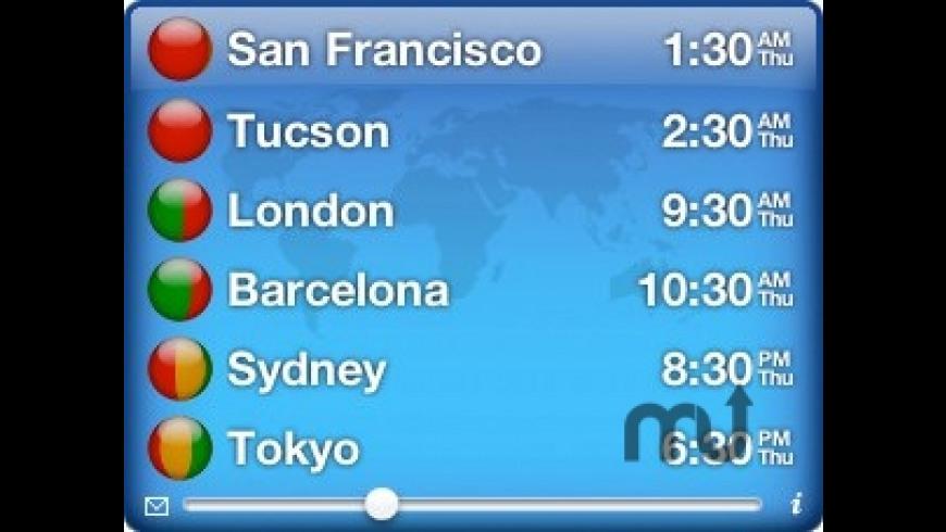 TimeScroller for Mac - review, screenshots