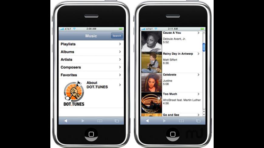 DOT.iPhone for Mac - review, screenshots