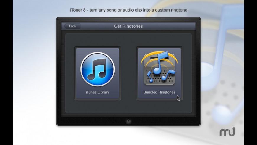 iToner for Mac - review, screenshots