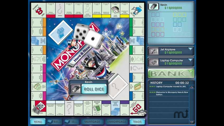 Monopoly Here & Now for Mac - review, screenshots