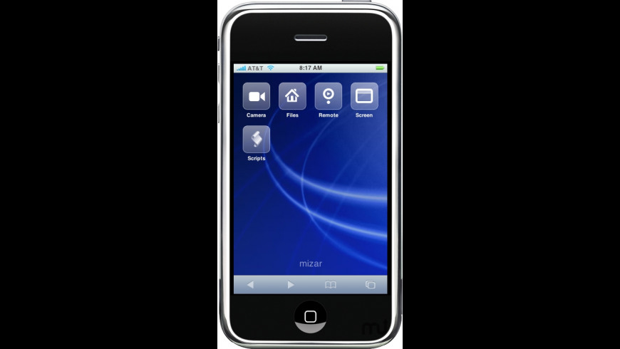 iPhone Remote for Mac - review, screenshots
