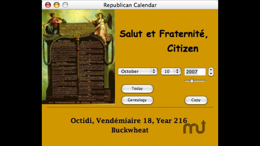 Salut et Fraternite for Mac - review, screenshots