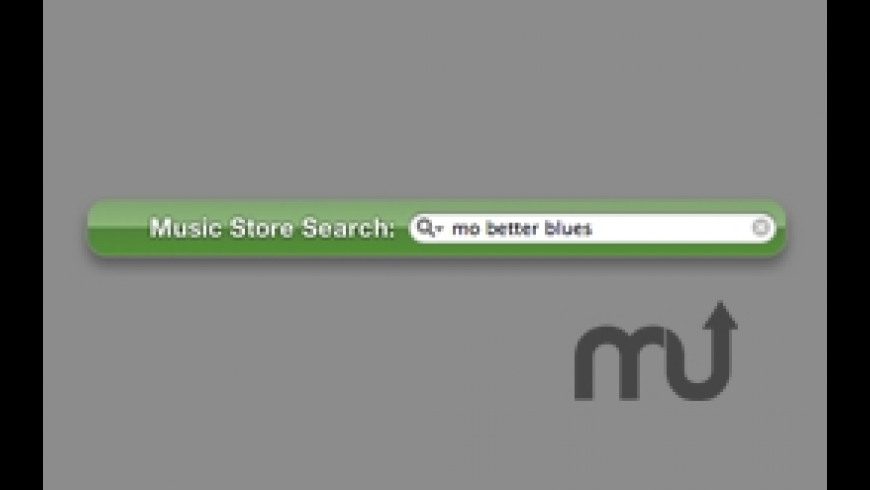 Music Store Search for Mac - review, screenshots