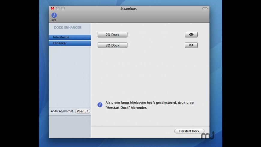 Dock Enhancer for Mac - review, screenshots
