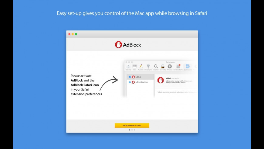 Safari AdBlock 1 19 1 Free Download for Mac | MacUpdate
