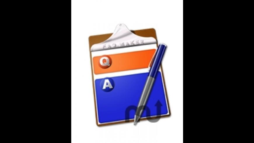 FaqMaker for Mac - review, screenshots