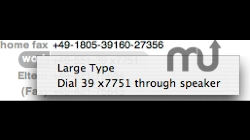 Touch Tone Checker for Mac - review, screenshots