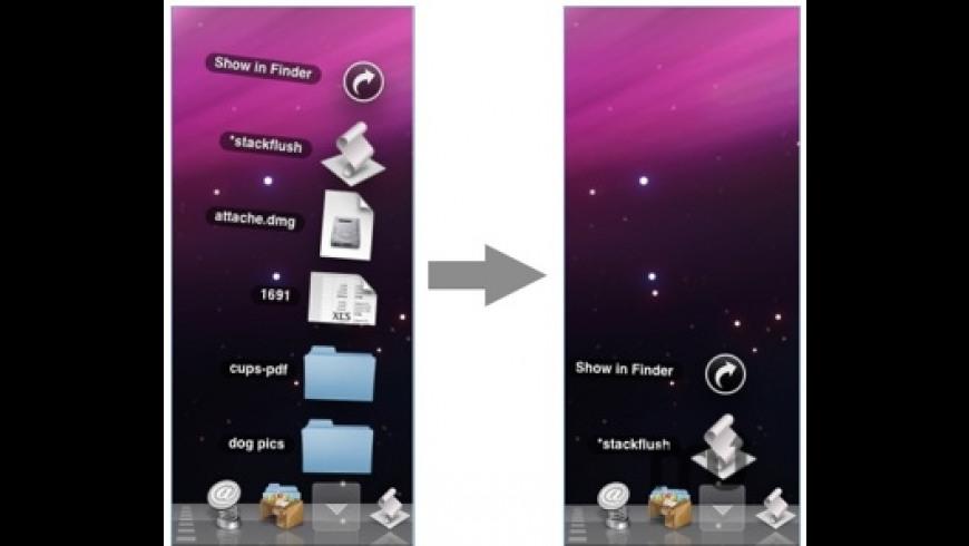 *stackflush for Mac - review, screenshots