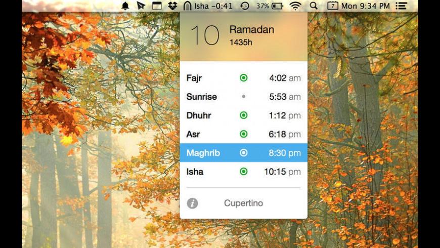 Guidance for Mac - review, screenshots