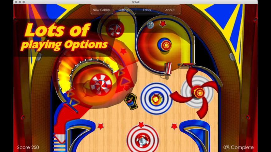 Pinball for Mac - review, screenshots