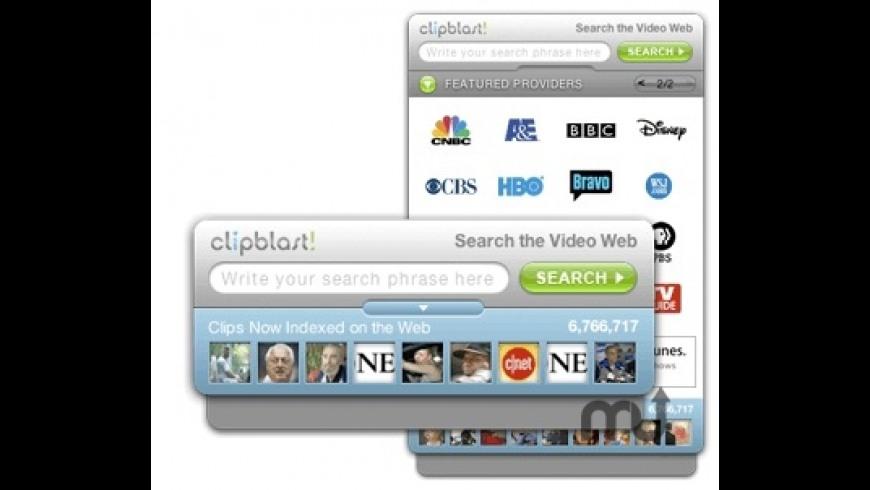 ClipBlast for Mac - review, screenshots