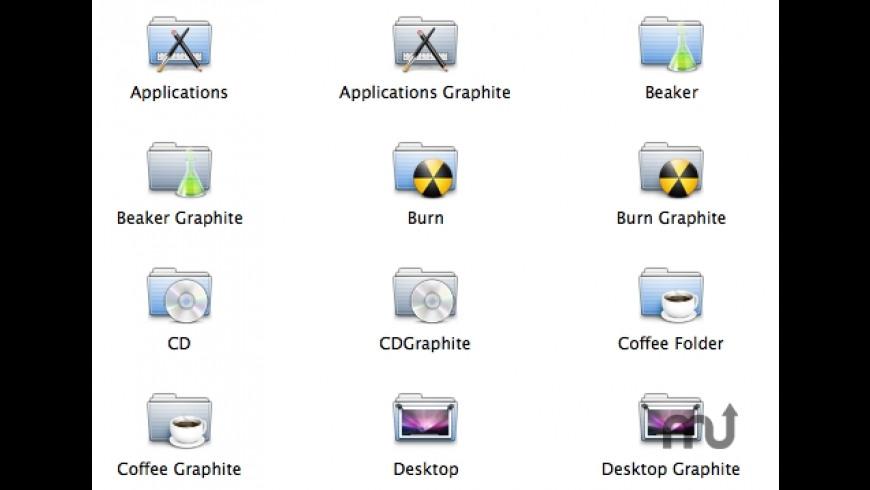 Maji Icons for Mac - review, screenshots