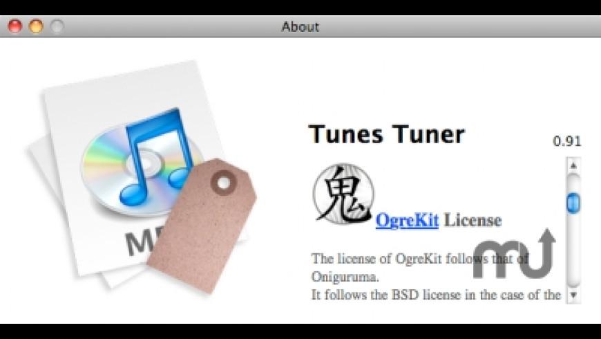 TunesTuner for Mac - review, screenshots