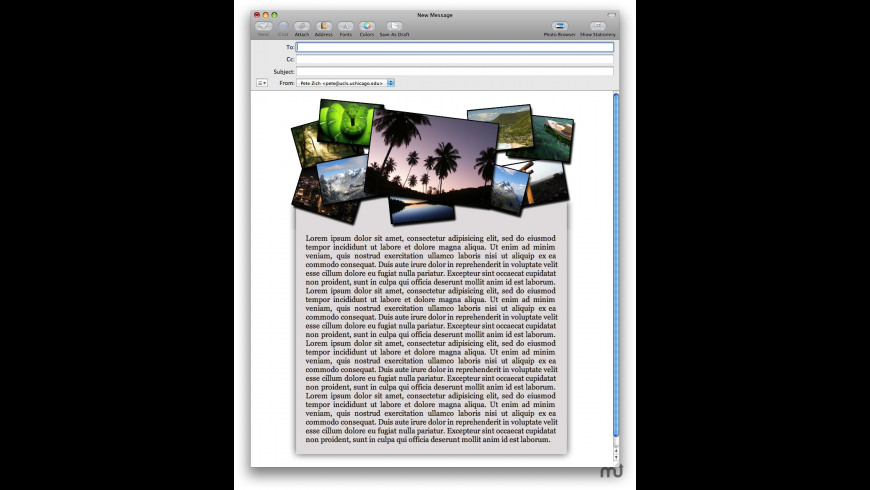 Photo Cluster for Mac - review, screenshots