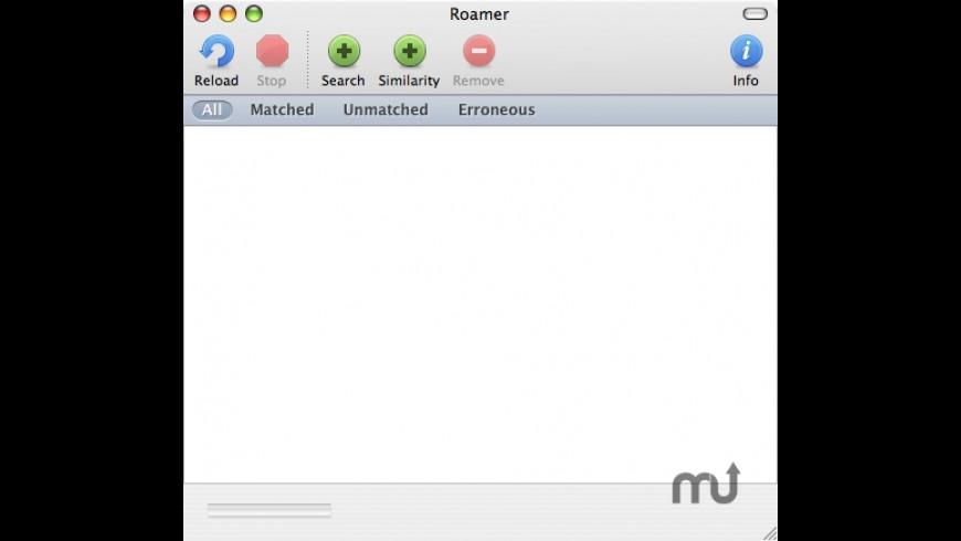 Roamer for Mac - review, screenshots