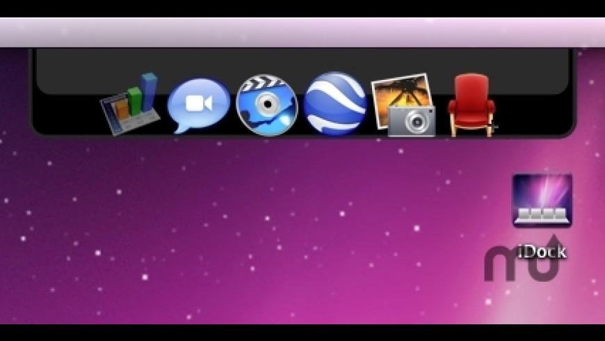 iDock for Mac - review, screenshots