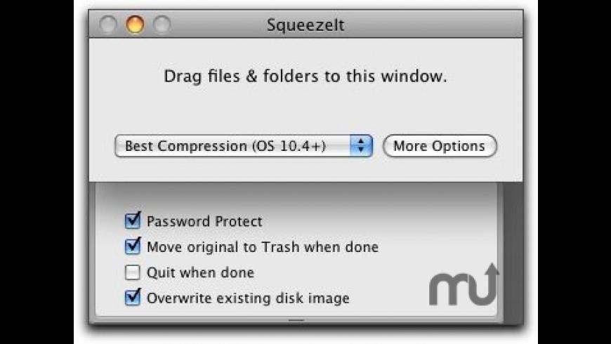 SqueezeIt for Mac - review, screenshots