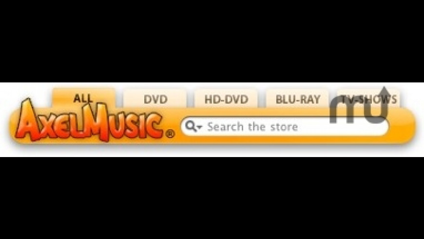 AxelMusic Search for Mac - review, screenshots