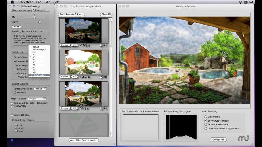 Bracketeer for Mac - review, screenshots