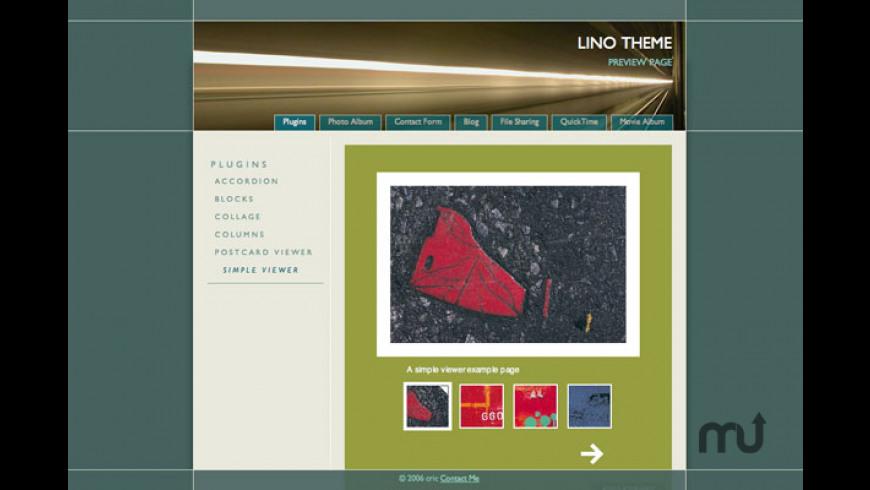 Lino Theme for Mac - review, screenshots