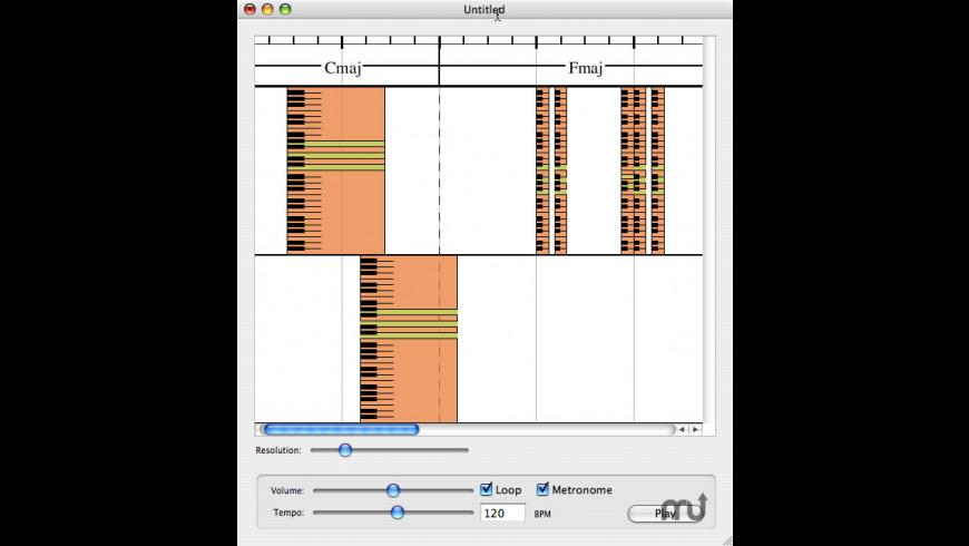 Accompanist for Mac - review, screenshots