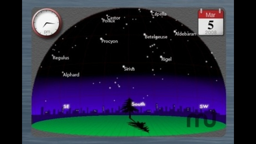 Pocket Universe for Mac - review, screenshots