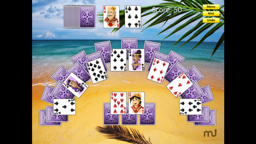 Solitaire Epic for Mac - review, screenshots