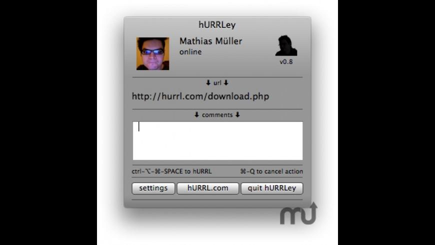 hURRLey for Mac - review, screenshots