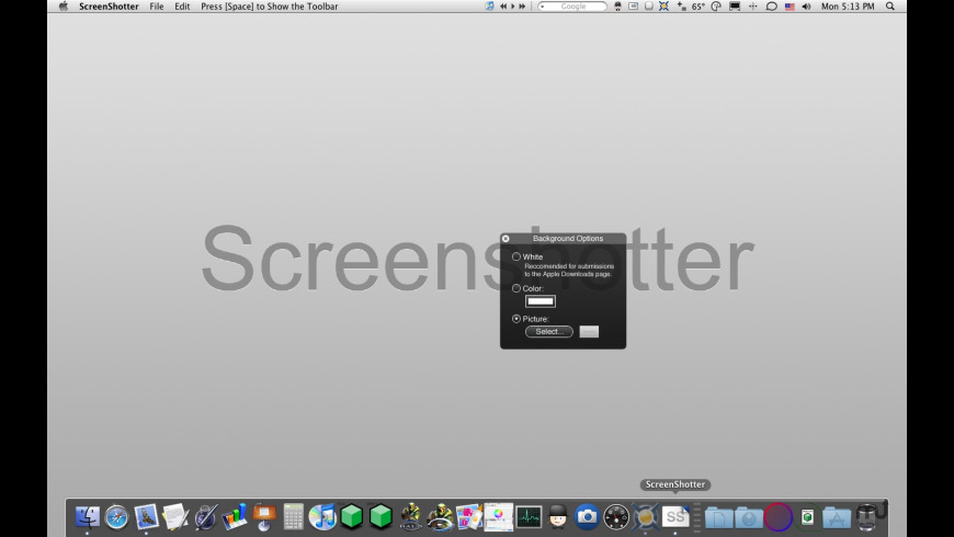 ScreenShotter for Mac - review, screenshots