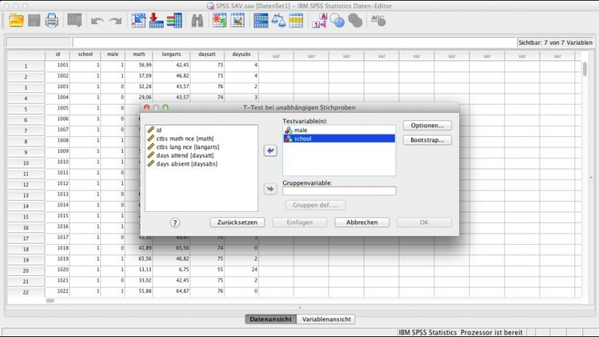 Technology Management Image: IBM SPSS Statistics 25.0.0.0 Free Download For Mac