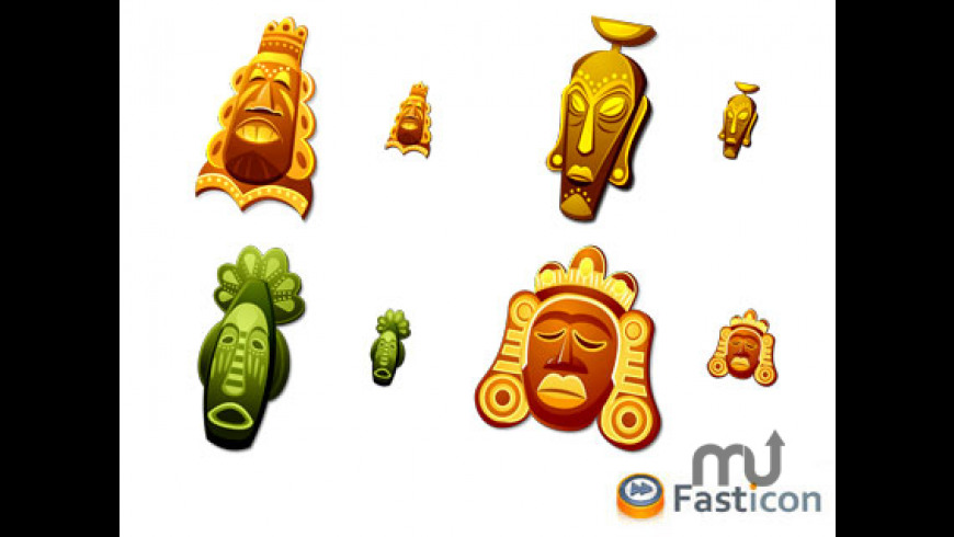 Mask Icons for Mac - review, screenshots