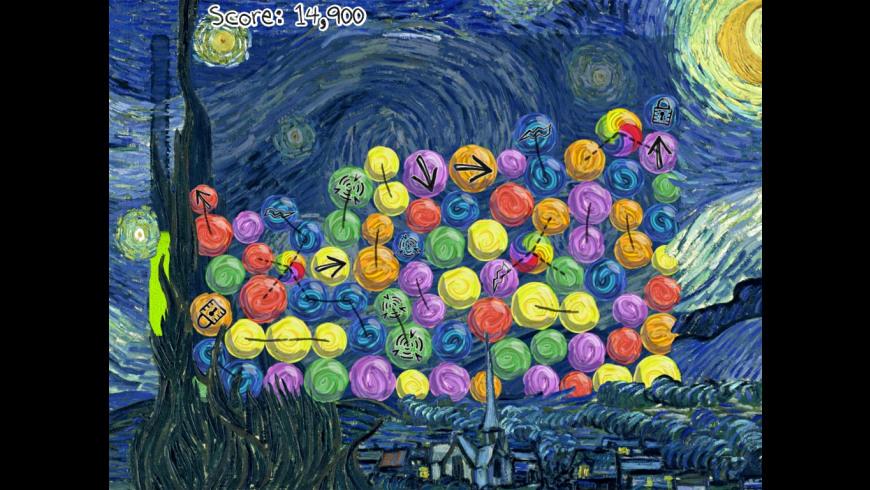 CrayonBall for Mac - review, screenshots