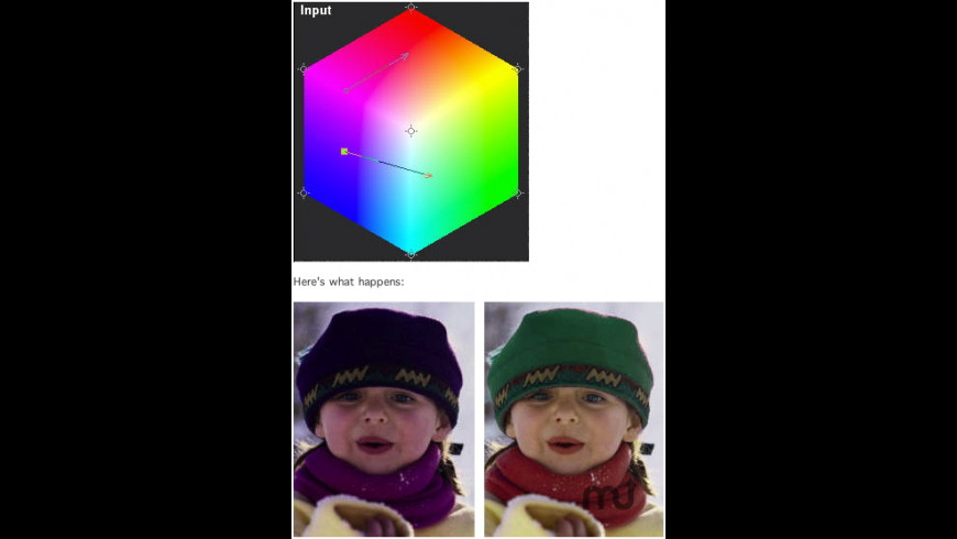 Color Mechanic Pro for Mac - review, screenshots