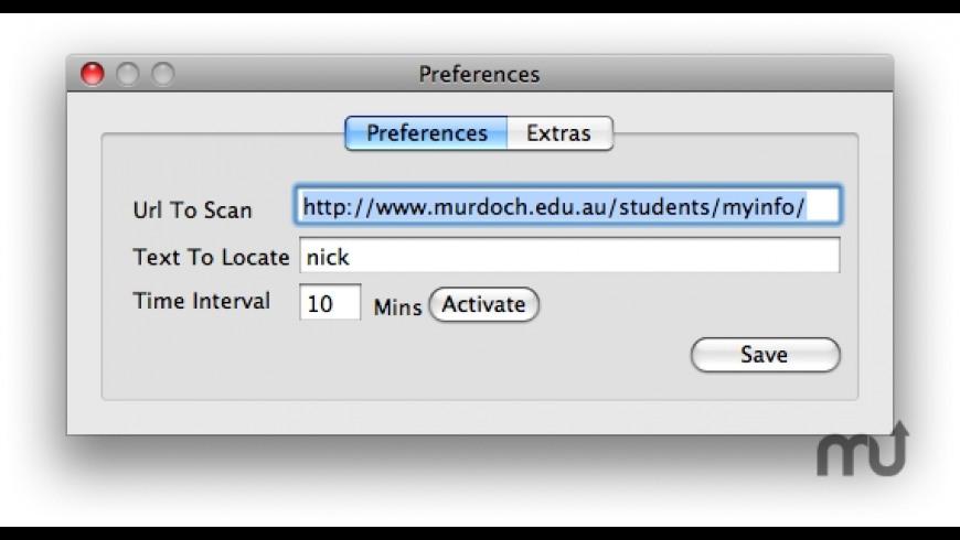 Webcurler for Mac - review, screenshots