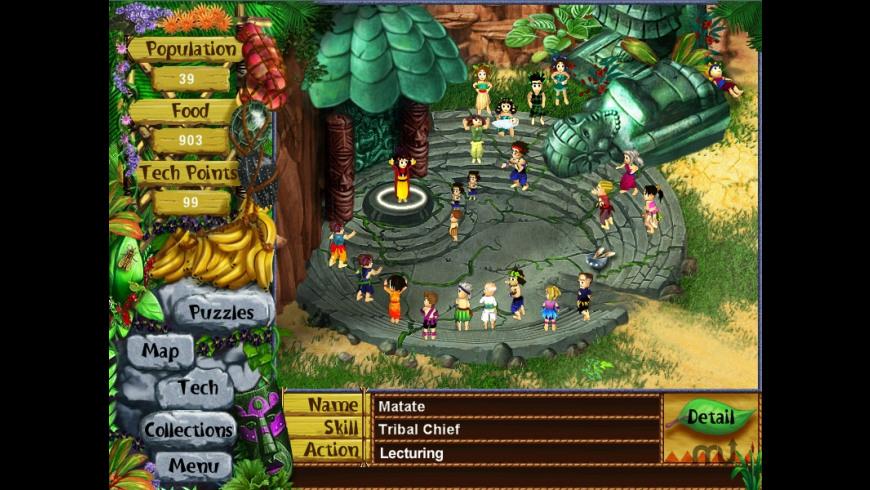 Virtual Villagers: The Secret City for Mac - review, screenshots