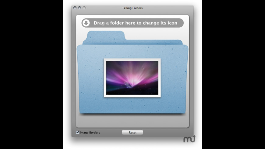 Telling Folders for Mac - review, screenshots