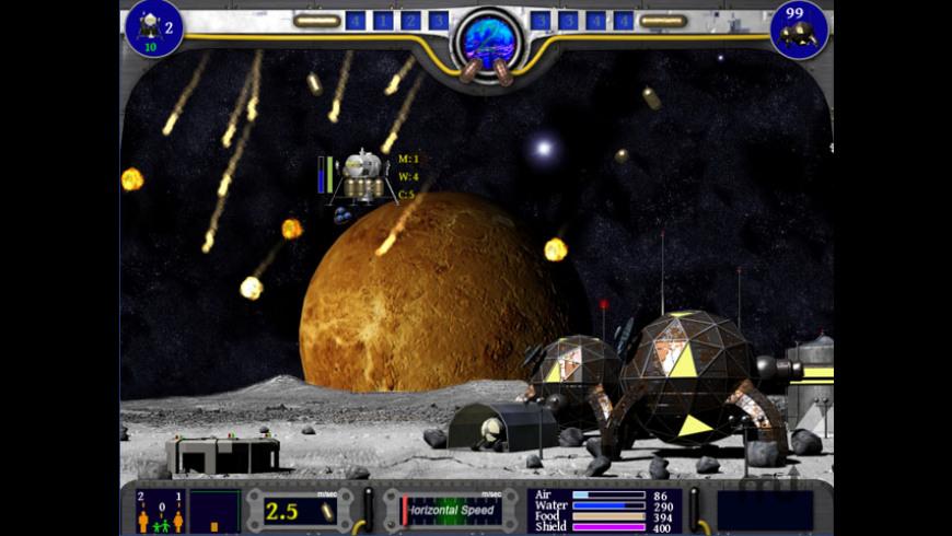 Vega for Mac - review, screenshots