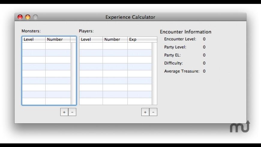 kExpcalc for Mac - review, screenshots