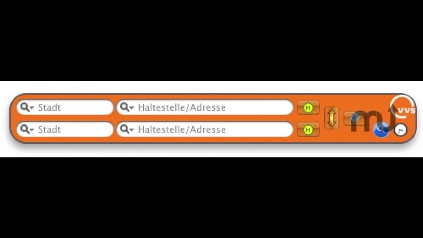 VVS Dashboard Widget for Mac - review, screenshots