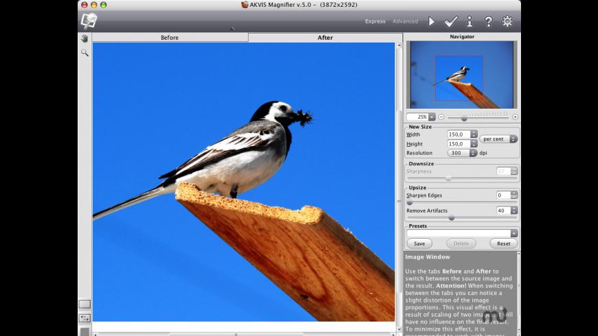 AKVIS Magnifier for Mac - review, screenshots