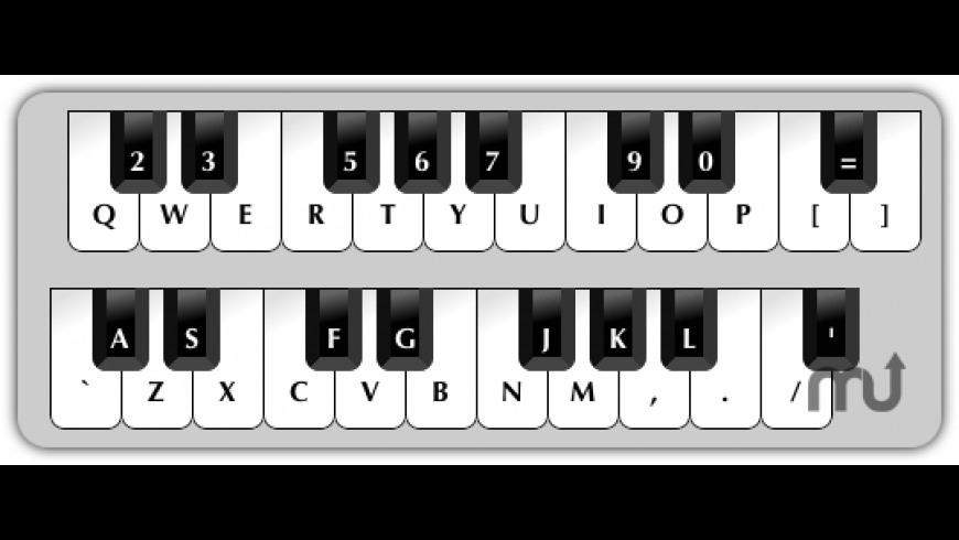 Tastiera Piano Widget for Mac - review, screenshots