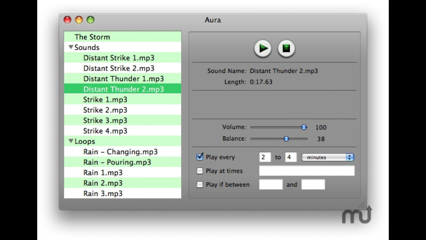 Aura for Mac - review, screenshots