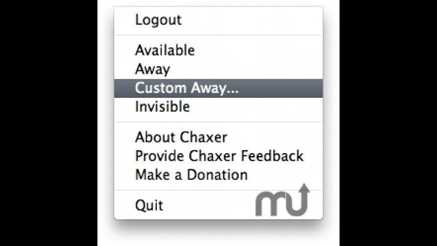 Chaxer for Mac - review, screenshots