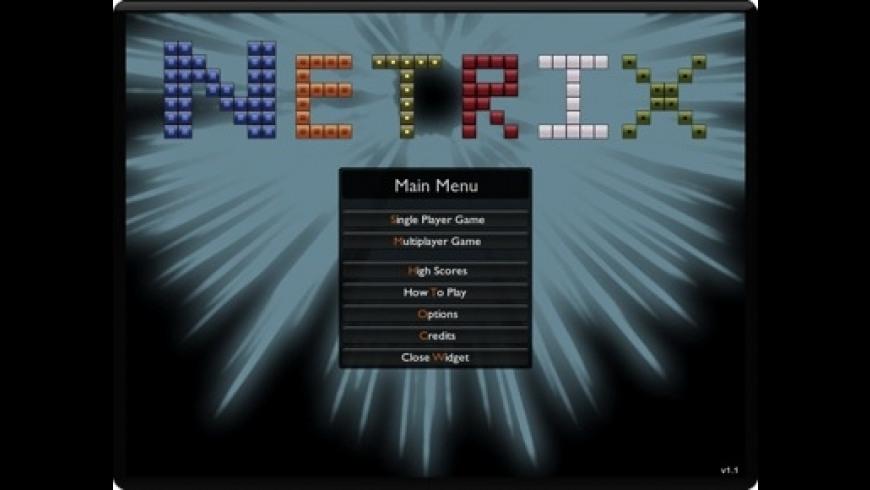 Netrix for Mac - review, screenshots