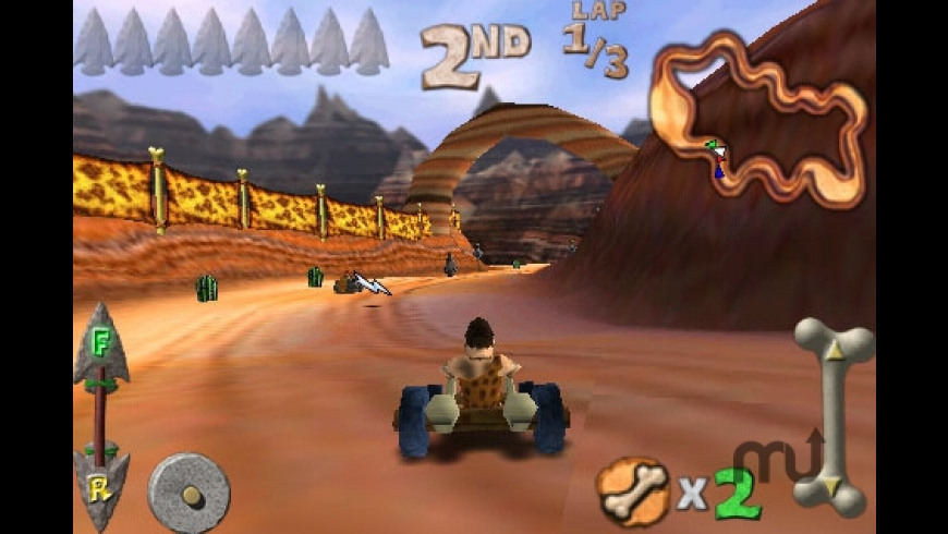 Cro-Mag Rally for iPhone for Mac - review, screenshots