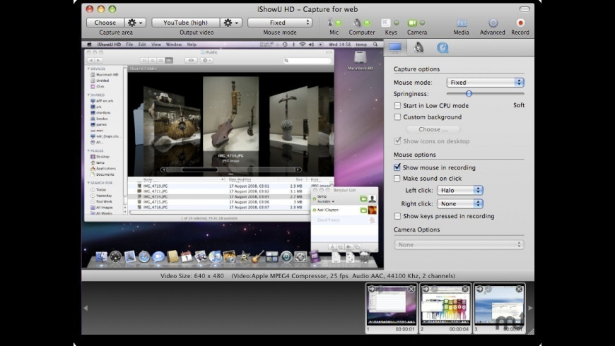 iShowU HD Pro 2 3 20 Free Download for Mac | MacUpdate