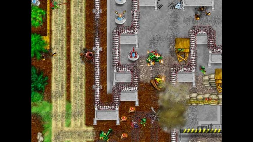 Battle Tanks for Mac - review, screenshots