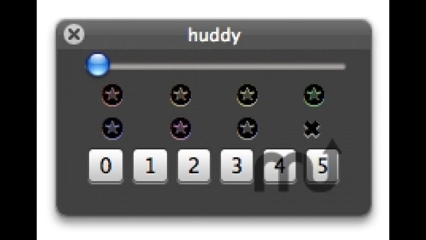 huddy for Mac - review, screenshots